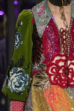 Gucci at Milan Fall 2017 (Details)