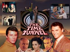 The time tunnel Sci Fi Series, Tv Series, The Time Tunnel, Mejores Series Tv, Real Tv, Arte Dc Comics, Cinema Tv, Sci Fi Shows, Vintage Television