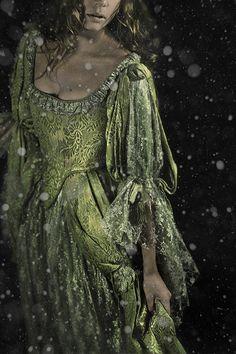 "Gowns Pagan Wicca Witch: ""SnowWhite,"" by David et Myrtille, via 500px."