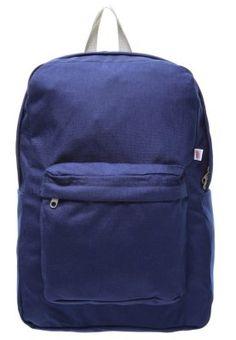 Sportlicher Rucksack im klassisch-schlichten Design. American Apparel CORDURA - Rucksack - navy/silver für 59,95 € (10.11.15) versandkostenfrei bei Zalando bestellen.