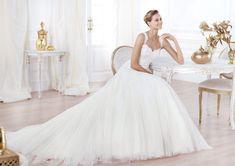 Sweetheart A Line Bridal Dress