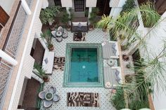 Riad Yasmine, Marrakech, Morocco hotel guesthouse close to the medina, square and souks with a swimming pool, rooftop terrace, perfect for families with kids, honeymoons, friends groups, solo travelers explore simply explore simply