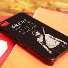 The Maze Runner Newt Quotes | iPhone 4/4S, iPhone 5/5S/5C, iPhone 6 Case and iPod Touch Cases, $13.99