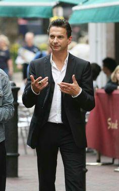 Dave Gahan - Depeche Mode.