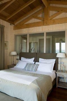 h tel la coorniche dune du pilat bassin d 39 arcachon d co de philippe stack c t. Black Bedroom Furniture Sets. Home Design Ideas