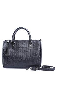 Velez Real Leather Bowler Bag for Women Black Bolso de Mujer Negro Cuero  Hecho en Colombia 3ab52e6690314