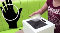 """Using sound waves, U.K. researchers can create the sensation of touching a virtual object projected via holograms. In addition to the obvious gaming and entertainment applications of technology, haptic holograms could be used in fields like medicine, for example, giving doctors the ability to """"use their hands to examine a lump detected by a CT scan."""" The tech could also offer a way around the prohibition on touching fragile sculptures and objects of antiquity in museums."""