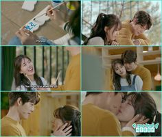 joon young & noh eul kiss - Uncontrollably Fond - Episode 20 Review (Finale)