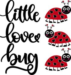BUY 3 GET 1 FREE...Little Love Bug (3) Svg, New Year Svg, Valentine Svg,Files For Cricut,Cutting,Pri Cactus Vector, Silhouette Files, Love Bugs, Silhouette Designer Edition, Christmas Svg, Svg Files For Cricut, Vector File, Clip Art, Handmade Gifts
