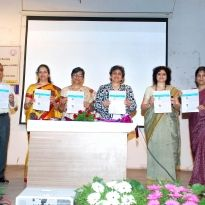 Release of Infertility Newsbulletin by Dr. Sunita