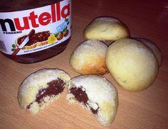 Beignets au four thermomix Beignet Nutella, Beignet Recipe, Beignets, Snack Recipes, Cooking Recipes, Snacks, Dessert Sans Four, Pop Tarts, Dessert Thermomix