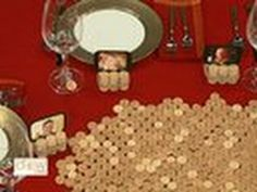 Clinton shows you how to get creative with your left over wine corks!  #thechew
