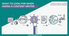 What to look for when hiring a content writer via @lilachbullock