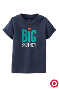 1000 images about big brother t shirts on pinterest big for Big brother shirts for toddlers carters