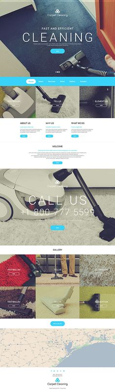 Fast & Efficient Cleaning Services #website #template. #themes #business #responsive #websitethemes