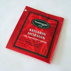 The Finnish Tea - Keisarin Morsian, aka The Emperor's Bride.   Best tea ever.