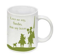Taza Don Quijote.
