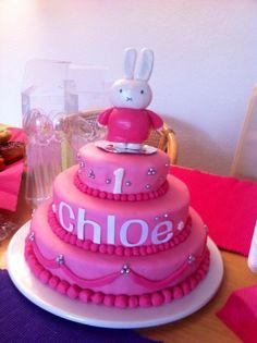 1er. Cumpleaños de Chloë