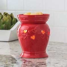Candle Warmers, Etc., the original alternative to lighting a candle.