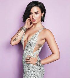 Demi Lovato for Cosmopolitan Magazine