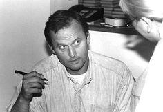 Love this vintage photo of John Grisham.