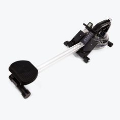 Steel Water Rower - Montreal Fitness Cardio At Home, Real Bodies, High Intensity Workout, Lcd Monitor, Muscle Groups, Training Equipment, Steel Water, Rowing, Burn Calories