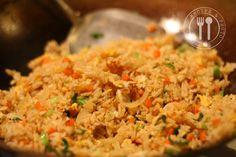 Thaise recepten van Piyawadee: Gebakken rijst met ei: Khaow Phad