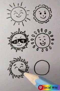 Easy Drawings your can teach your kids! Diy And Crafts, Crafts For Kids, Arts And Crafts, Paper Crafts, Drawing For Kids, Art For Kids, Drawing Ideas, Art Projects, Projects To Try