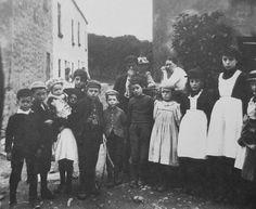 VILLAGERS (1893) | Paul, near Penzance, Cornwall ✫ღ⊰n
