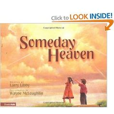 Great book with awesome pictures teaching children about a Biblical Heaven.