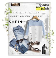 """""""Shein"""" by velid-diz ❤ liked on Polyvore featuring NYX, INIKA and 3.1 Phillip Lim"""