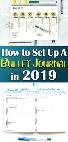Thinking about starting a bullet journal and are overwhelmed like me about how? This really helped me get going - The Ultimate How to Bullet Journal Guide: Learn everything you need to know - tons of inspiration for your DIY planner here! Bullet Journal Beginning, Bullet Journal For Beginners, Bullet Journal Tracker, Bullet Journal Printables, Bullet Journal How To Start A, Bullet Journal Spread, Bullet Journal Layout, Bullet Journal Ideas Pages, Bullet Journal Inspiration