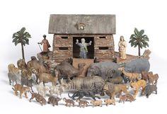 antique noah's ark auction - Google zoeken