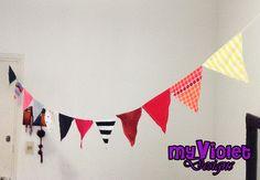 Banderines My Violet :D myvioletdesigns.com