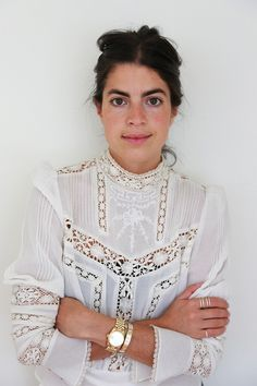 Beauty for Dummies: Concealer? Layering Outfits, Trendy Outfits, Fashion Outfits, Work Fashion, Trendy Fashion, Womens Fashion, Cute Christmas Outfits, Victorian Blouse, Lace Outfit