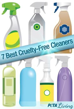 7 Cruelty-Free Surface Cleaners to the Rescue!! Did your favorite brand make the list?!