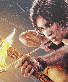 Lara, Tomb Raider