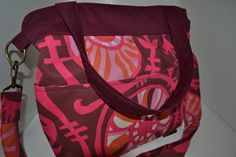 Unique Camera Bags DSLR for Women,  Rasberry and Cabernet Camera Bag  Dslr, Photographers camera purse, diaper bag, by Darby Mack