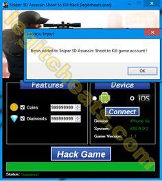 sniper 3d activation code