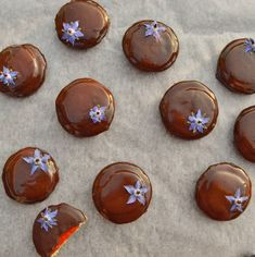 Very much an adult jaffa cake, this version of jaffa cakes uses Pimms as the base for the jelly, along with fresh orange juice, a hint of mint, a touch of lemon and just enough sugar to sweeten it …