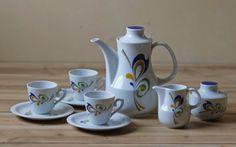 9 pc Winterling porcelain tea set Germany by ModishVintage on Etsy, $84.00