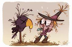 Scarescarecrow