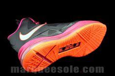 Nike LeBron X (Floridian) #sneakers