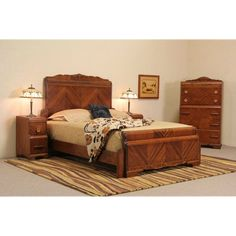 WATERFALL STYLE FURNITURE | Waterfall Bedroom Set 1930 40 | Waterfall This:  | Pinterest | Bedrooms, Waterfall Furniture And Art Deco