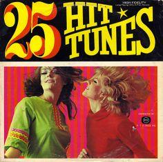 Various Artists - 25 Hit Tunes (1967)