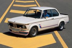 BMW 2002 Turbo E20 1973-1975