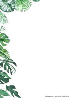 wedding invitations disney wedding invitations disney Get (FREE PRINTABLE) Cora Tropical Palm Wedding Invitation Template Free Printable Birthday Invitations, Wedding Invitation Templates, Disney Invitations, Wedding Invitations, Invitation Background, Flower Invitation, Palm Wedding, Instagram Background, Palmiers