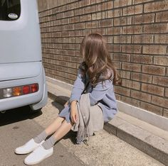 lifestyle chill lifestyle aesthetic aesthetics korean japanese aesthetic beige streets clothes korean style beige aesthetic ethereal minimalistic café coffee tiramisu walking grunge gardens street sings light soft pastel r o s i e Mode Ulzzang, Ulzzang Korean Girl, Korean Aesthetic, Aesthetic Girl, Japanese Aesthetic, Beige Aesthetic, Look Fashion, Fashion Outfits, Korean Girl Photo