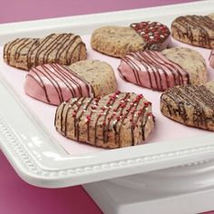 chocolate raspberry shortbread hearts more shortbread hearts raspberry ...