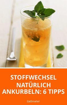 Stoffwechsel natürlich ankurbeln: 6 Tipps | eatsmarter.de
